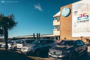 Conference location (HP in Sant Cugat, Barcelona)