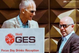 Cocktail reception at World Gaming Executive Summit
