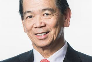 Gordon A. K. Chen, Managing Director of Ward Howell International